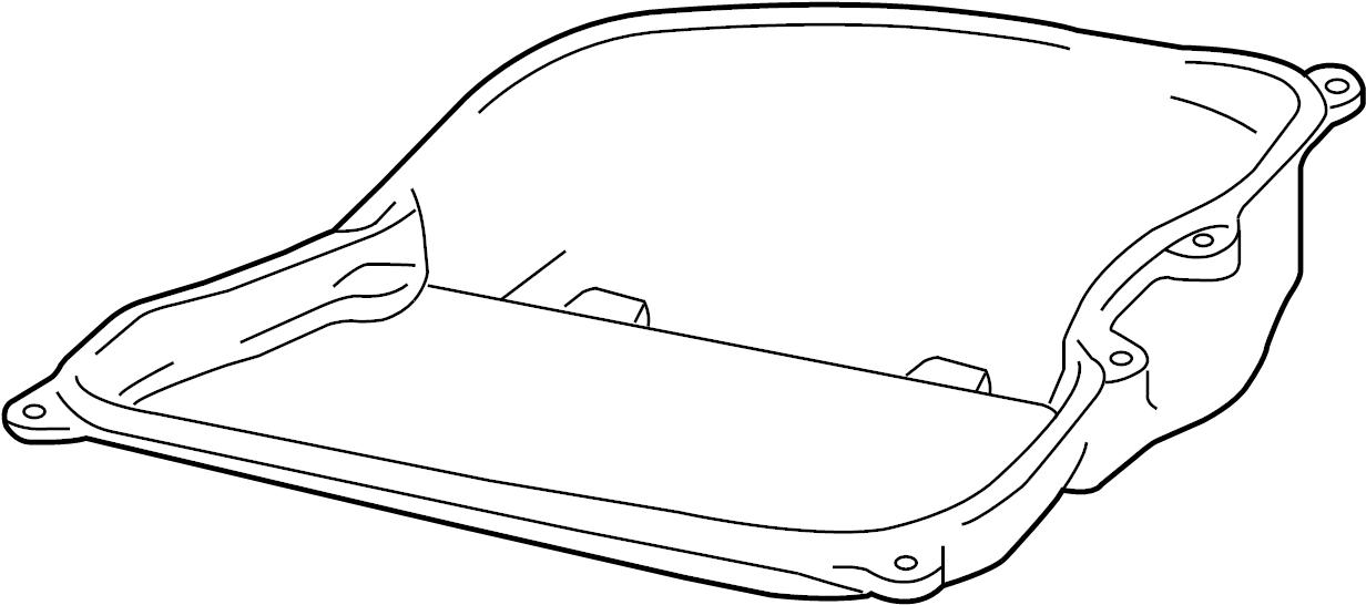 Volkswagen Passat Automatic Transmission Oil Pan