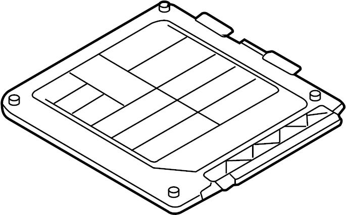 Volkswagen Jetta Engine Control Module. Manual, Trans