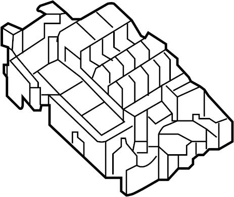 Volkswagen Jetta GLI Fuse Box. Assist, Variable, Steering