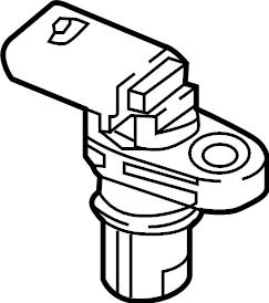 Volkswagen GTI Engine Camshaft Position Sensor