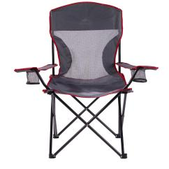 Camping Chair Accessories Sure Fit Slipcover 200272689 High Sierra Gray Bull