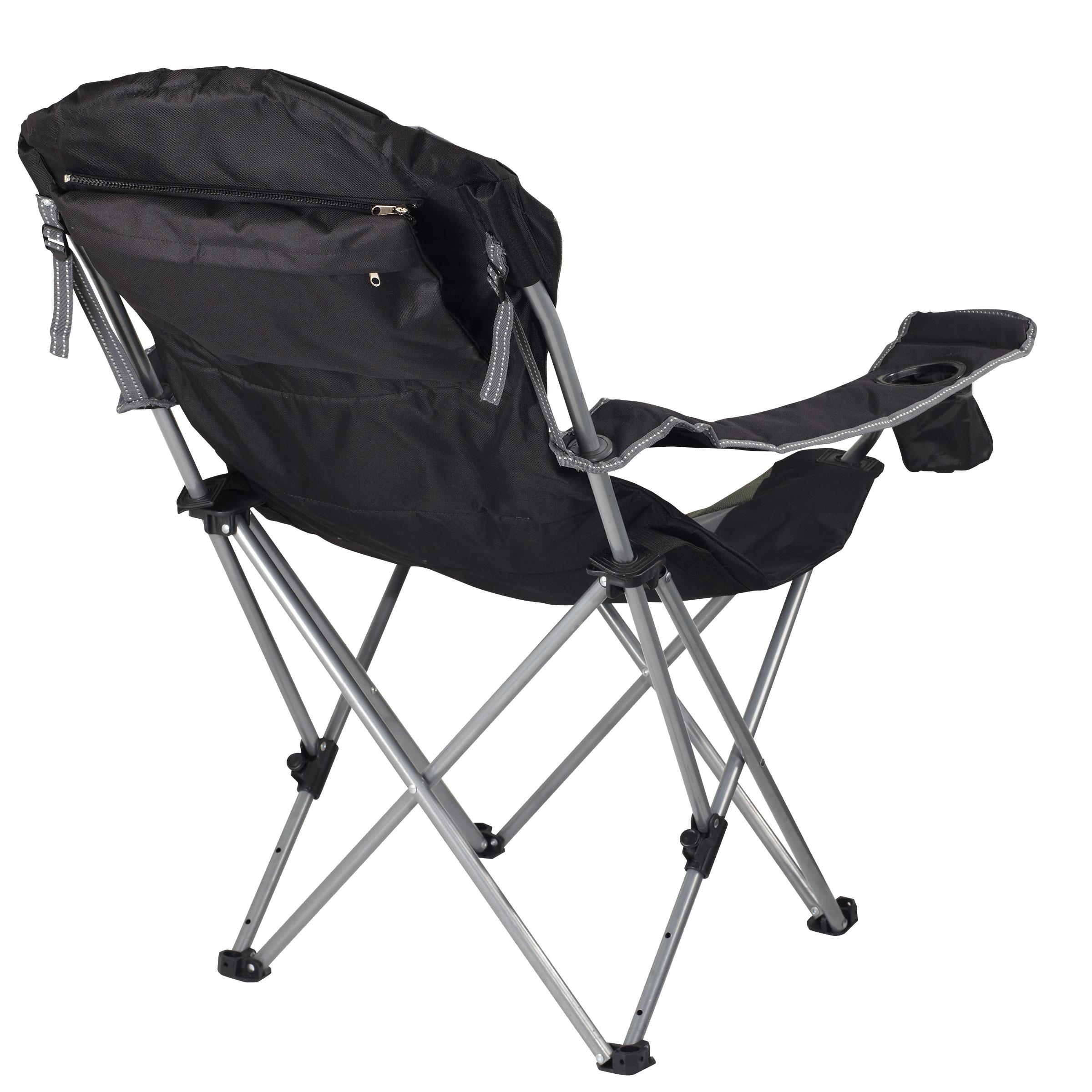 Reclining Camp Chair 200208986 Subaru Reclining Camp Chair Navy Relax You