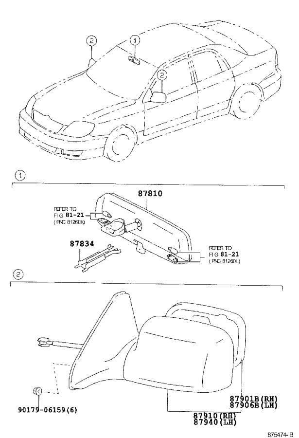 Wiring Diagram: 30 2003 Toyota Corolla Parts Diagram