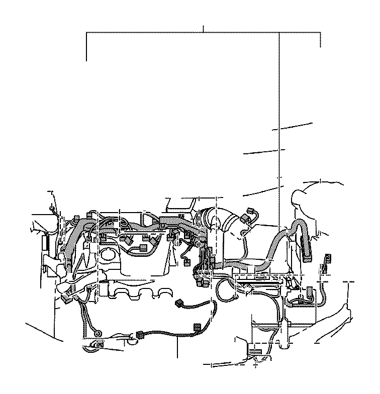 2009 Toyota Venza Wire. Knock sensor; sensor. Electrical