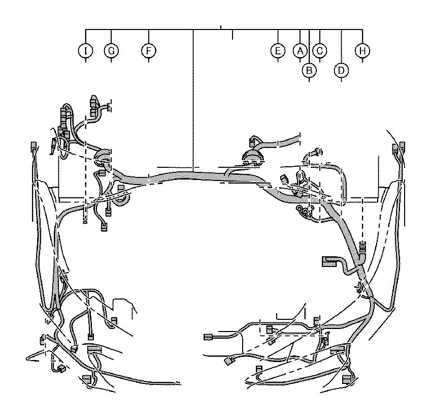 2018 Toyota C-HR Protector, wiring harness, no. 8. Lhd