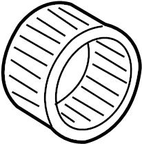 Subaru DL/GL/GL10/RS/RX Hvac blower motor wheel. Fan