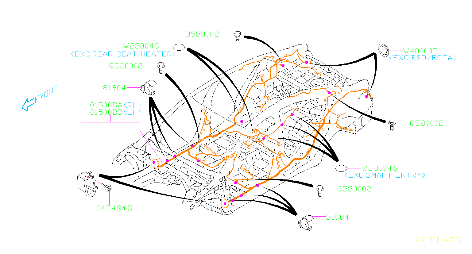 Electrical Wiring Diagram 1998 Subaru Legacy Radio Wiring Diagram