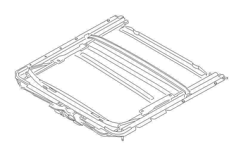 Subaru SVX Locking washer. Wiring, main, harness