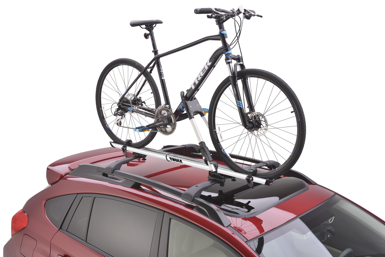 Subaru Outback Thule Bike Carrier