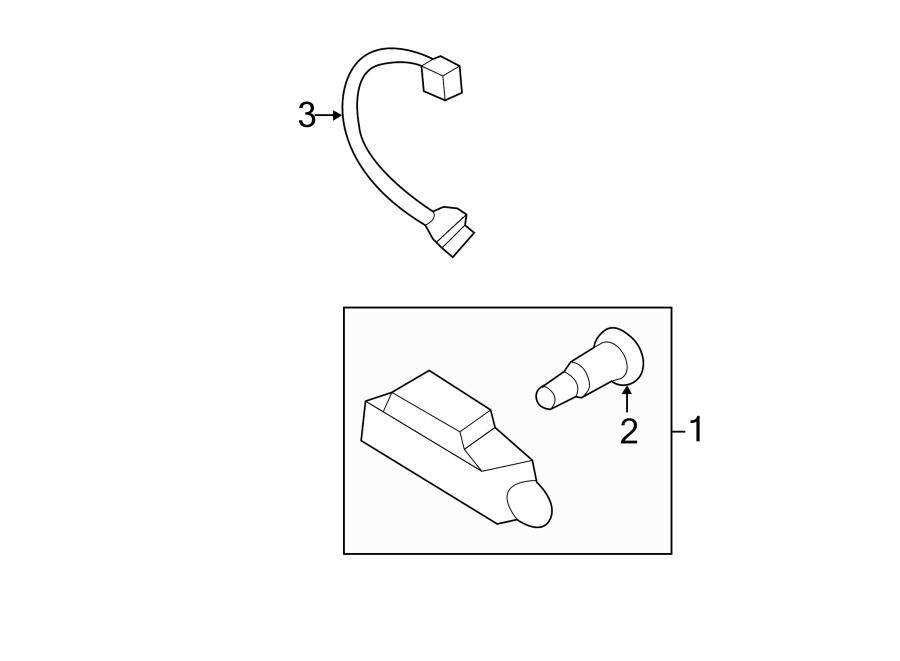 Hyundai Accent License Plate Light Socket. HATCHBACK