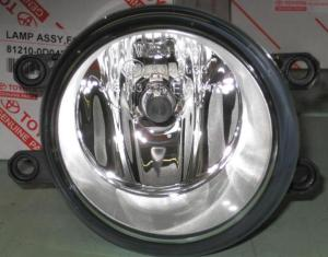 812100D042  Fog Light (Right) Lamp, Fog  Genuine Toyota Part