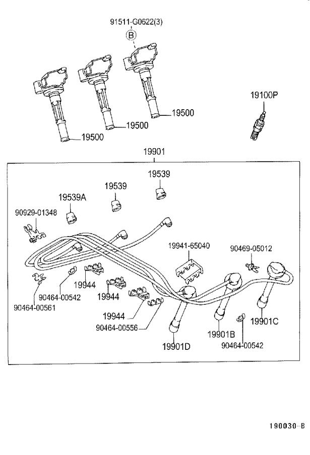 2000 Toyota 4Runner Wiring Diagram Collection
