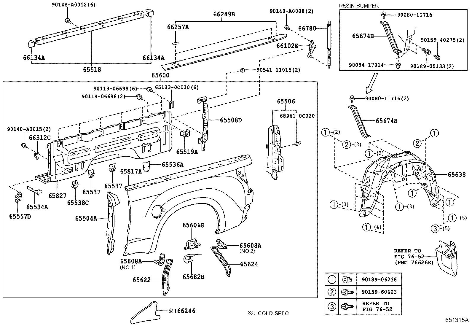 toyota camry interior parts diagram 2001 honda civic wiring 2014 tundra protector rear body side panel left