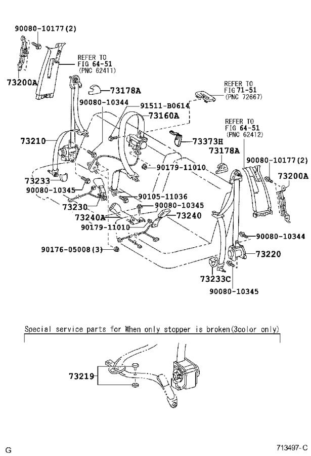 Wiring Diagram: 26 2003 Toyota Tundra Parts Diagram