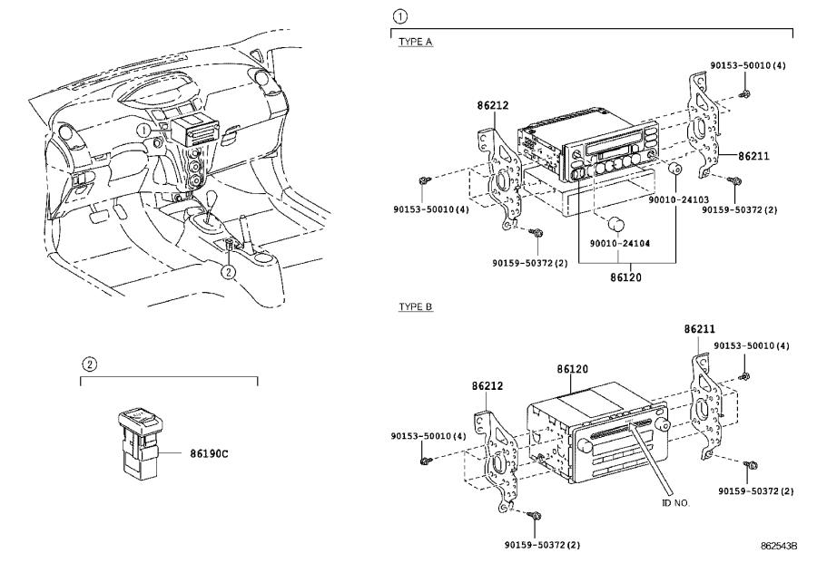 Wiring Diagram: 26 2005 Scion Xb Parts Diagram