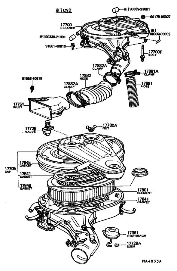 Toyota 2f Engine Parts Diagram. Toyota. Auto Wiring Diagram
