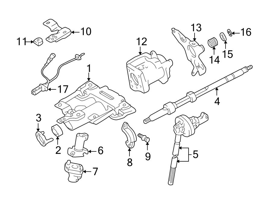 Toyota Tundra Steering Shaft. Shaft. Steering