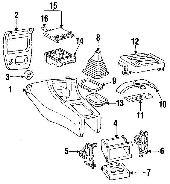 Toyota Corolla Manual Transmission Shift Boot. COVER SUB