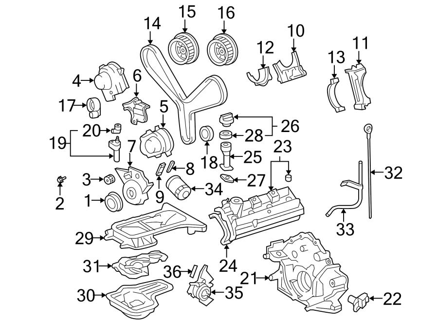 Toyota Sequoia Engine Timing Crankshaft Sprocket. Cruiser