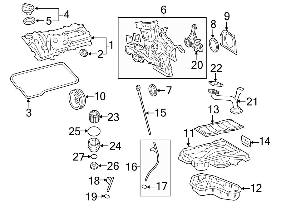 [DIAGRAM] 2006 Toyota Highlander Engine Diagram FULL