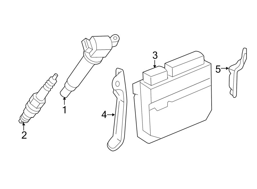 Toyota Camry Plug, spark. Spark plug. Spark plug . 2.5