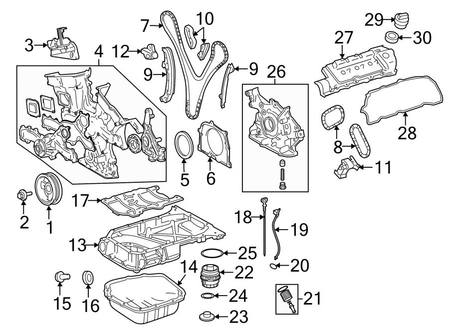 Toyota Sienna Engine Oil Dipstick Tube. 2011-16. 3.5 LITER