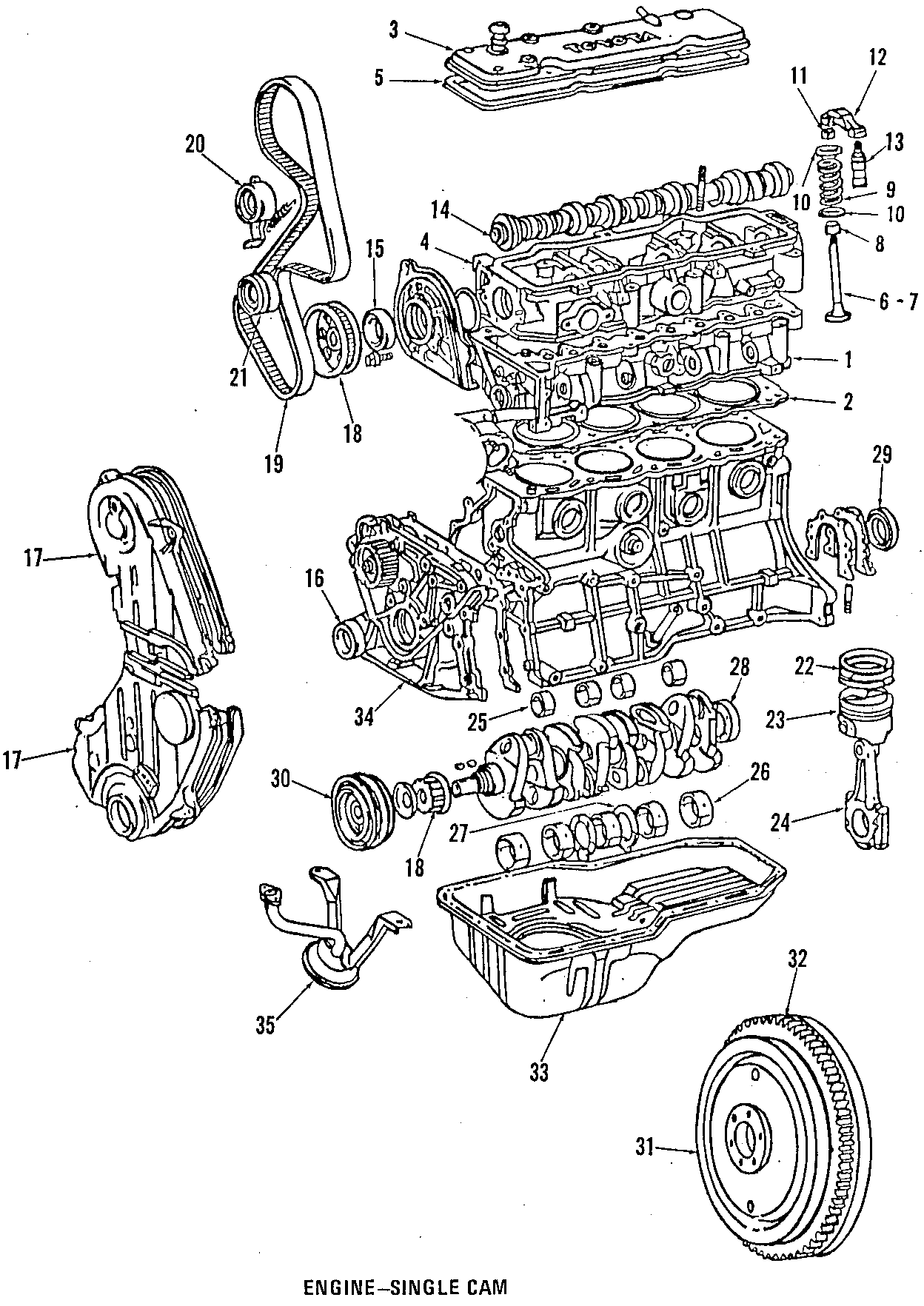 Toyota Celica Engine Timing Camshaft Sprocket. Camry