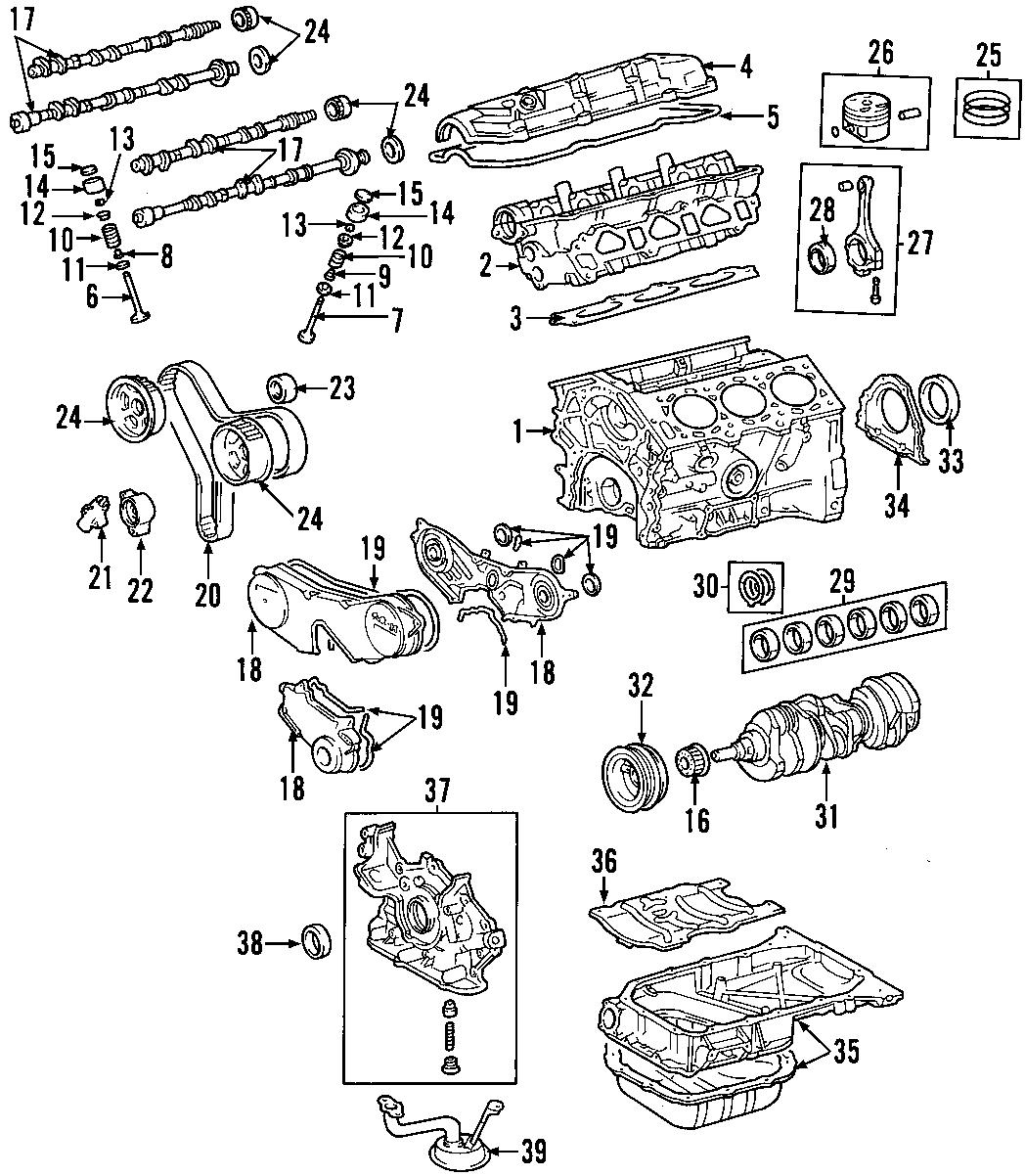 Toyota Highlander Engine Support Rod. 2004-06, Japan built
