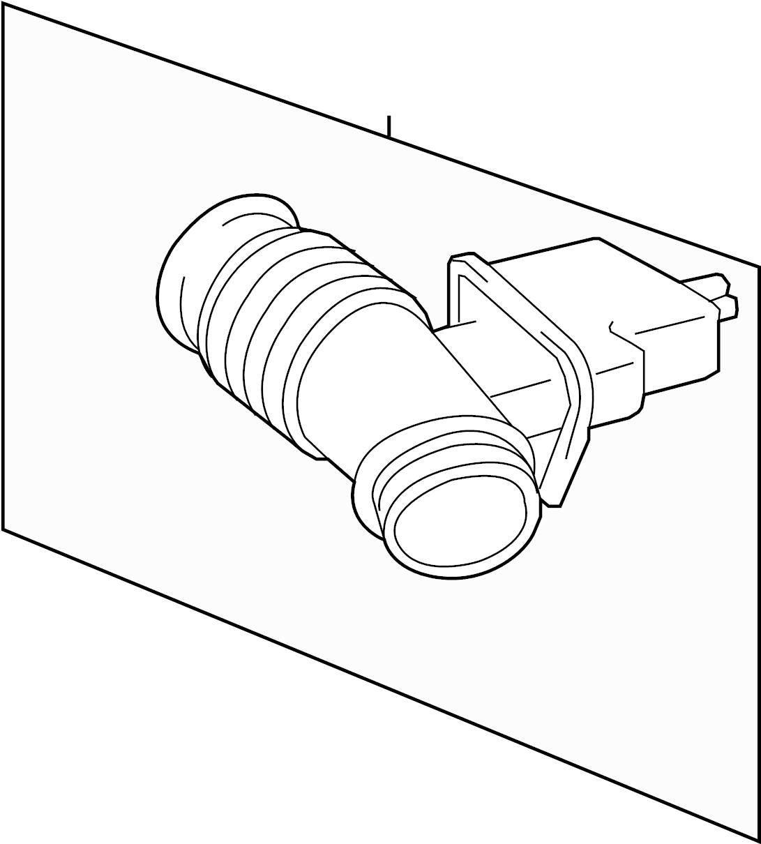 Toyota Tundra Engine Air Intake Resonator. 4.6 LITER. 5.7