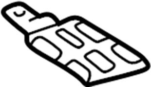 Toyota RAV4 Pump. Fuel. Filter. Strainer. Strainer