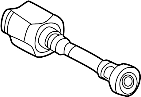 Toyota Corolla Cv axle shaft carrier bearing. Right