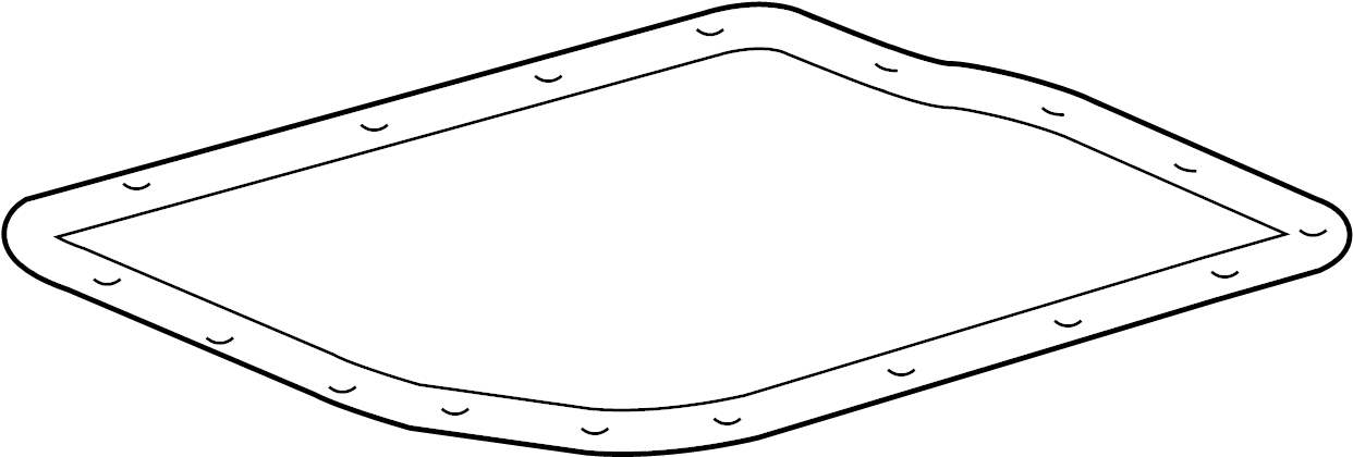 Toyota Highlander Automatic Transmission Oil Pan Gasket