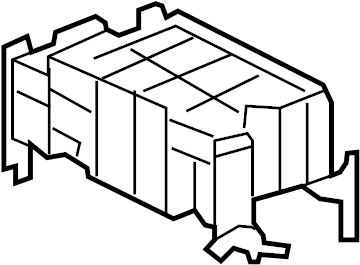 Toyota FJ Cruiser Relay. Box. Fuse. AND. BLOCK, ENGINE