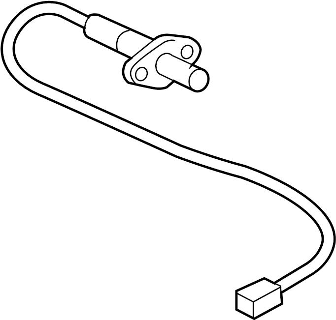 Toyota 4Runner Oxygen Sensor. EMISSION, Manual, Make