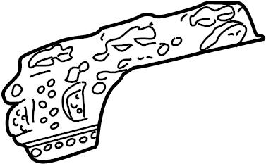 Toyota Camry Instrument Panel Circuit Board. Anti, Manual