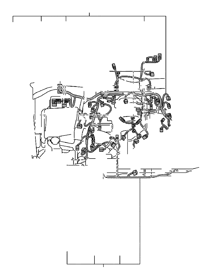 Toyota Tundra Cover, connector. Engine, clamp, bracket