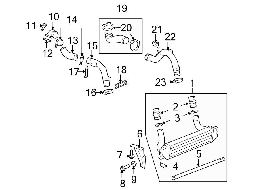 2009 Pontiac Solstice Intercooler. LITER, Acceleration