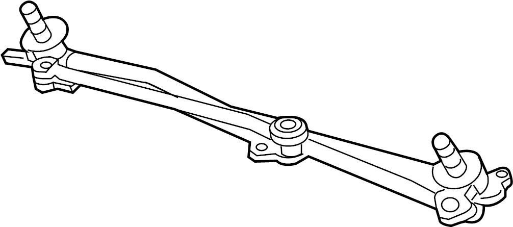 Chevrolet Cruze Windshield Wiper Linkage. Wiper linkage