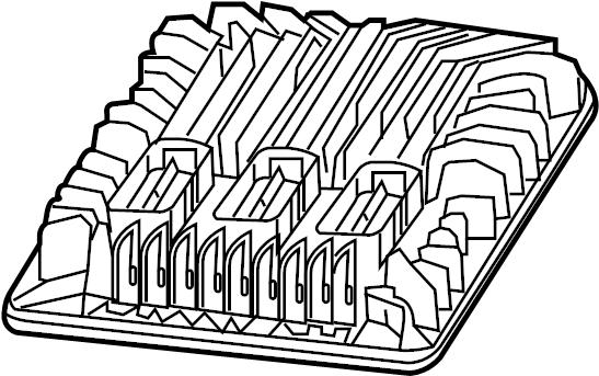 2012 Chevrolet Ecm. Module. Pcm. Liter, ignition, system
