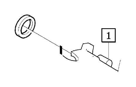 2016 Volvo Sealing. Brush Holder 18. Manual Gearbox