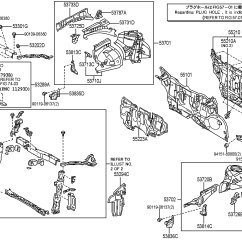 Toyota Engine Parts Diagram Air Compressor Plumbing Prius Fuse Box Auto