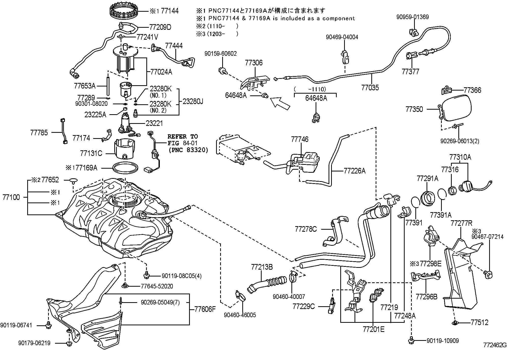 Service manual [How To Unclog A Gas Tank 2009 Toyota Yaris