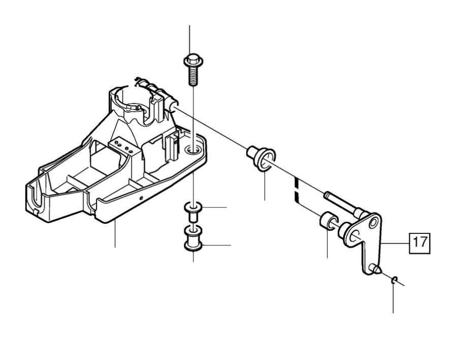 Volvo S70 Bushing. Brush Holder 16. Gearshift. Manual