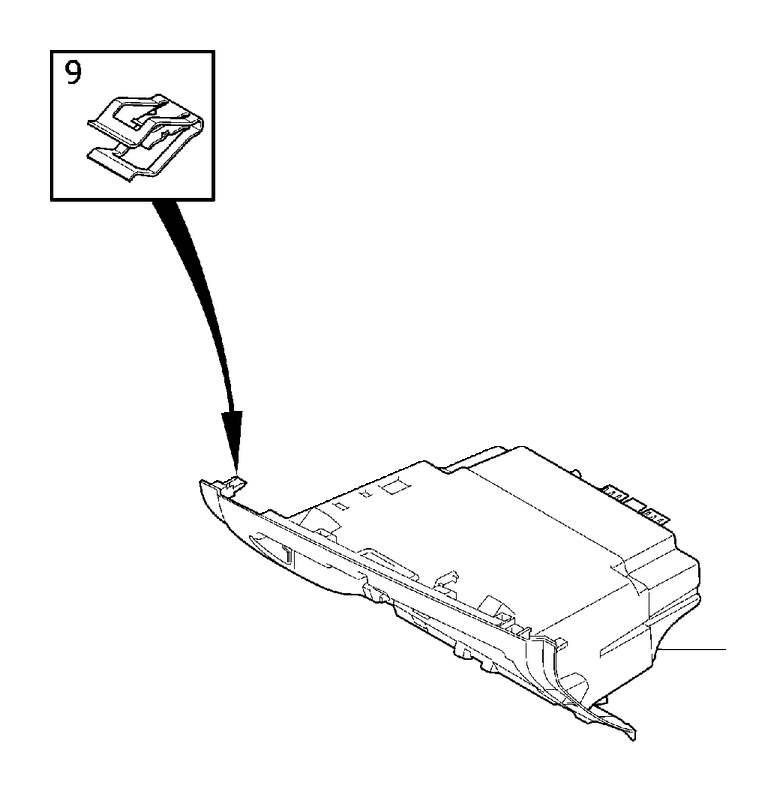 Volvo S60 Glove Box. Compartment, Without, Vehicles