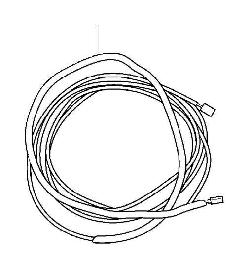 Volvo S80 Wiring Harness. Accessory. ECU. ICM High. Park