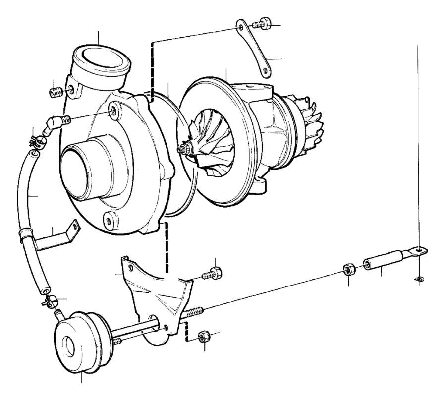 Volvo 940 Hexagon Nut. Manual, Transmission, Gearbox