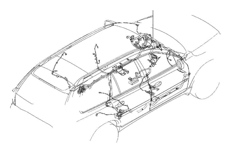 Volvo XC90 Fuse Box (Inner). 11C/xx. Passenger