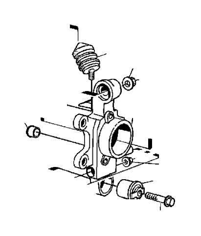 Volvo 960 Suspension Control Arm Bushing (Rear). 1988