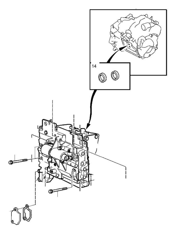 Volvo 850 Flange Screw. B4204T/T2. B5254S, B5234S, B5252S