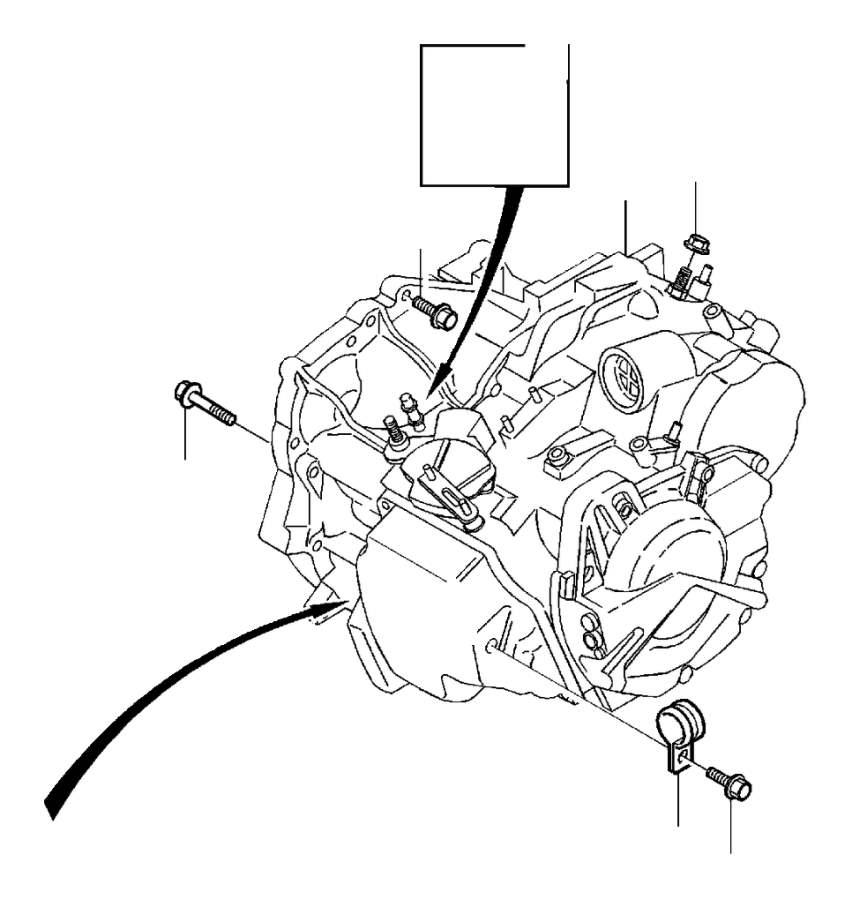 Volvo S70 Brake Hydraulic Hose Lock Clip. Hose Retainer